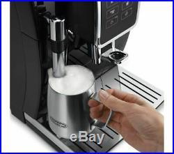 DELONGHI Dinamica ECAM 350.15B Bean to Cup Coffee Machine Black Currys
