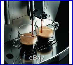 DELONGHI ECAM23.420 Bean to Cup Coffee Machine Silver, Black & White Currys