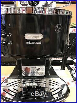 DELONGHI Icona Micalite ECOM311. BK Espresso Coffee Machine Black