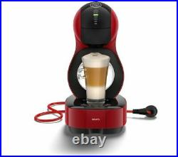 DOLCE GUSTO by Krups Lumio KP130540 Coffee Machine Red Currys