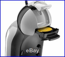 DOLCE GUSTO by Krups Mini Me KP123B41 Coffee Machine Starter Kit Grey & Black