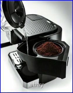 DeLonghi All-In-One Combination Coffee & Espresso Machine COM530M
