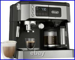 DeLonghi All-In-One Combination Coffee & Espresso Machine COM530M REFURBISHED