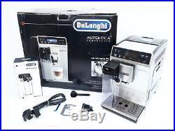 DeLonghi Autentica ETAM29.660. SB 15 Bar 1450W Bean to Cup Coffee Machine