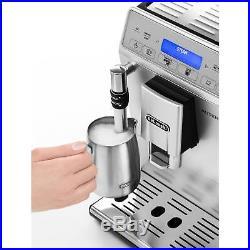 DeLonghi Autentica Plus ETAM29.620. SB Bean to Cup Espresso Coffee Machine Silver