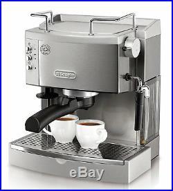 DeLonghi Coffee Maker Commercial Espresso Machine 15 Bar Pump Cappuccino Latte