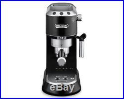 DeLonghi EC685. BK Dedica Traditional Pump Espresso Coffee Machine 15 bar BLACK