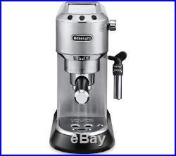 DeLonghi EC685. M Dedica Traditional Pump Espresso Coffee Machine 15 bar 3