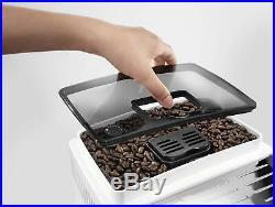 DeLonghi ECAM21.110. W Coffee Maker Automatic Cappuccino Latte Espresso Machine