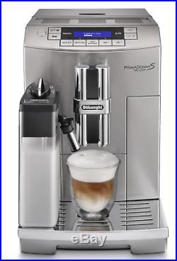 DeLonghi ECAM 28.465. M 14 Cups Espresso Machine Silver