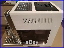 DeLonghi ECAM 45.760. W Eletta Bean to Cup Espresso Coffee Machine White UK