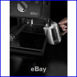 DeLonghi ECP31.21 1.1L 15 Bar Pump Espresso Coffee Machine Black. From Argos