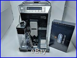 DeLonghi Eletta ECAM45760B Espresso Cappucino Coffee Latte Automatic Machine