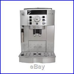 DeLonghi Magnifica Compact Bean to Cup Espresso Maker 1.45kW Silver and Black