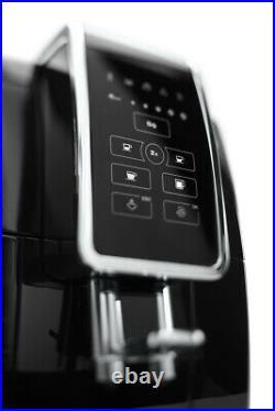 De'Longhi Bean To Cup Coffee Machine Dinamica ECAM350.15. B in Black Refurbished