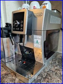 De'Longhi Cappuccino Bean to Cup Coffee Machine OPEN TO SENSIBLE OFFERS