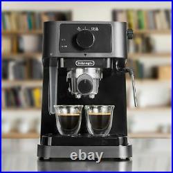 De'Longhi EC230. BK Espresso Coffee Machine 15 bar Black New from AO