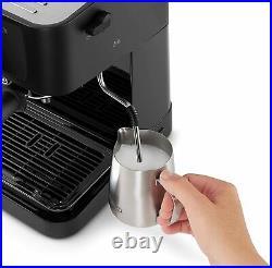 De'Longhi EC230. BK Traditional Barista Pump Espresso Coffee Machine 15 bar Black