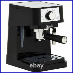 De'Longhi EC260. BK Stilosa Traditional Pump Espresso Coffee Machine 15 bar