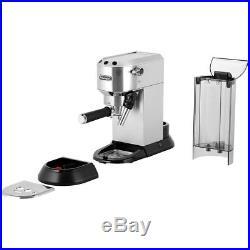 De'Longhi EC685. BK Dedica Traditional Pump Espresso Coffee Machine 15 bar Black