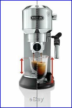De'Longhi EC685 Dedica Espresso Coffee Machine Bundle