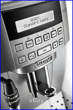 De'Longhi ECAM22.320. SB Bean to Cup Coffee Machine WITH GUARANTEE
