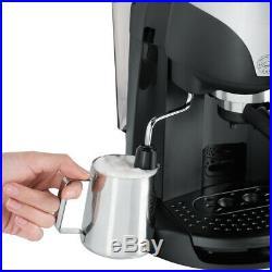 De'Longhi ECC221B Motivo Espresso Coffee Machine 15 bar Black New from AO
