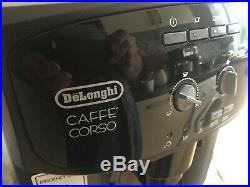De Longhi ESAM2600 Caffe Corso Bean to Cup Espresso Cappuccino Coffee Machine