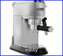 De'Longhi NEW EC685. M 1450W 1L Dedica Espresso Ground Coffee & Pod Machine Maker