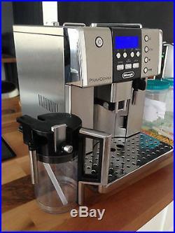 De`Longhi Prima Donna Fully Automatic Bean to Cup Espresso Coffee Machine