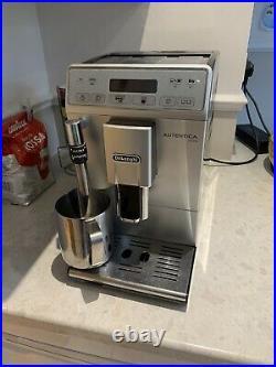 Delonghi Autentica Plus Bean To Cup Coffee Machine