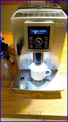 Delonghi Automatic Cappuccino ECAM 23.450 Bean to Cup Coffee Machine Espresso