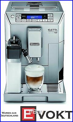Delonghi Eletta Cappuccino Top ECAM 45.366. S Espresso Coffee Machine GENUINE