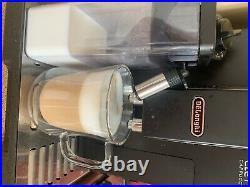 Delonghi Eletta Ecam 44.660 cappuccino bean to cup coffee machine