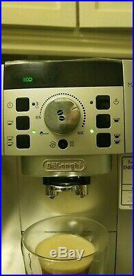 Delonghi Magnifica S Ecam 22.110. B Automatic Coffee Machine bean to cup espresso