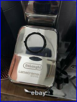 Delonghi PrimaDonna Elite ECAM 650.85. MS Bean to Cup Coffee Machine Graphite