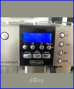 Delonghi Prima Donna Fully Automatic Bean to Cup Espresso Coffee Machine