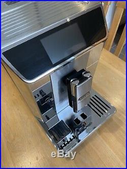 Delonghi Primadonna Elite ECAM 650.75. MS -Bean to Cup Coffee Machine Great Condi