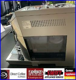 Delonghi Primadonna Elite S Coffee Machine With Milk Jug Ecam 650.55. Ms