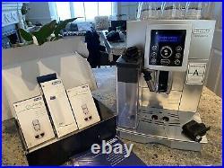 Delonghi bean to cup coffee machine
