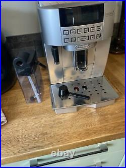 Delonghi coffee machine bean to cup