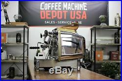 Demonstrator Faema E61 Legend 1 Group Commercial Espresso Coffee Machine