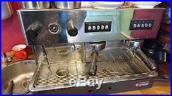 Diamond espresso coffee machine