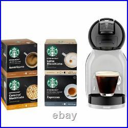 Dolce Gusto by De'Longhi EDG155. BG MiniMe Pod Coffee Machine 1500 Watt Black /