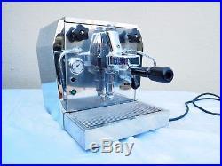 ECM Giotto espresso coffee machines Lever E61 HX Heat Exchanger ISOMAC ROCKET