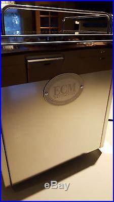 ECM Heidelberg Barista Espresso Coffee Machine