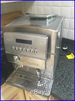 Espresso Coffee∩puccino Machine Gaggia Titanium Plus