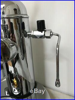 Elektra Micro Casa Lever Espresso Coffee Machine Great Condition, Recent Service
