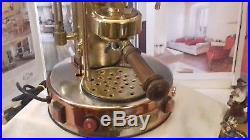 Elektra SX Semi automatica espresso coffee machine espresso WOOD Full acc