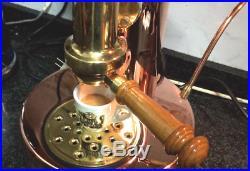 Elektra microcasa leva handhebel lever coffee machine espressomaschine
